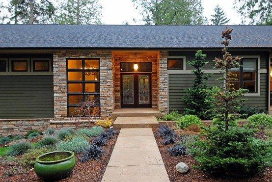 Casas de campo dise os ecologicos de casas rusticas casas for Fachadas de casas de campo rusticas fotos