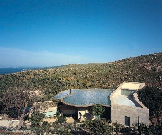 casa con piscina 1