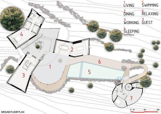Eco concrete buildings essay