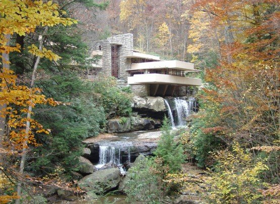 Dise os de casas en cascadas casas y fachadas for Cascadas prefabricadas
