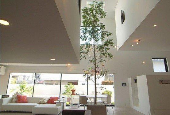 Arquitectura japonesa moderna casas y fachadas for Casa moderna japonesa