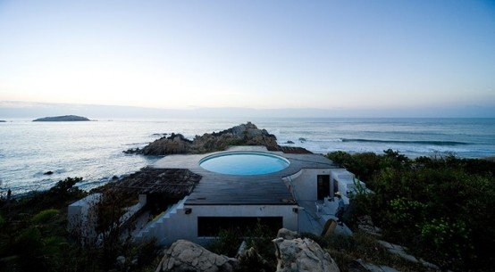 piscina en techo 1