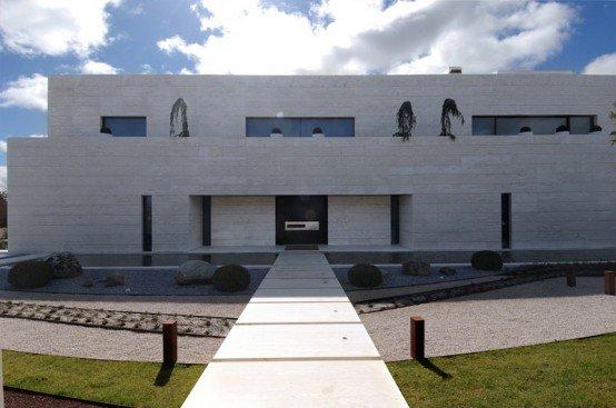 Posts tagged casa minimalista de lujo for Casa minimalista lujo