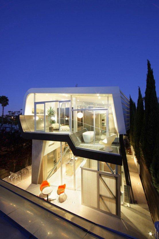 La casa de cuadros modernos casas y fachadas - La casa del cuadro ...
