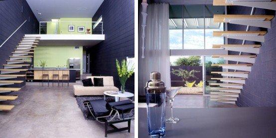 Dise o de departamentos casas y fachadas for Disenos de departamentos minimalistas