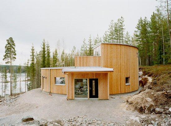 casa en suecia 1