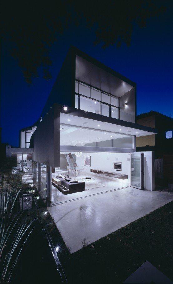 casa moderna y minimalista 1