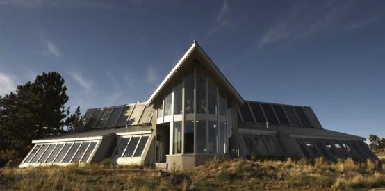 Hogar moderno con dise o tipo rancho rancho green for Casa tipo ranch