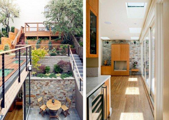 Dise o de las viviendas peque as casas y fachadas for Disenos de casas pequenas