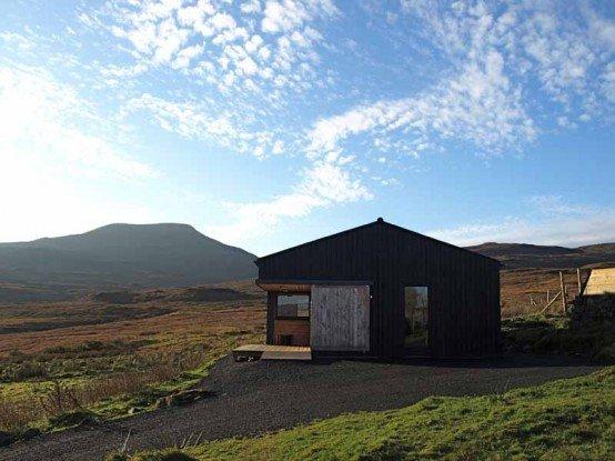 casa campo de madera 1