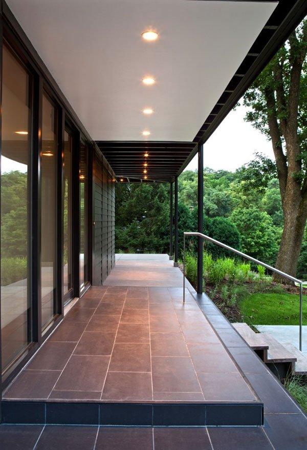Imagenes de fachadas de casas casas y fachadas for Casa minimalista contemporanea
