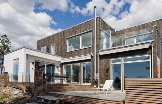 casa moderna y fresca 1