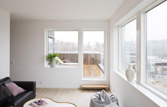 [Segundo Piso] Dormitorio/Patio Casa-moderna-y-fresca-12