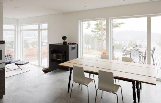 [Primer Piso] Cocina/Comedor Casa-moderna-y-fresca-2