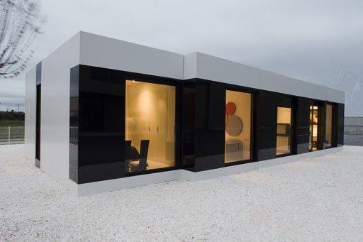 casa modular blanca 1