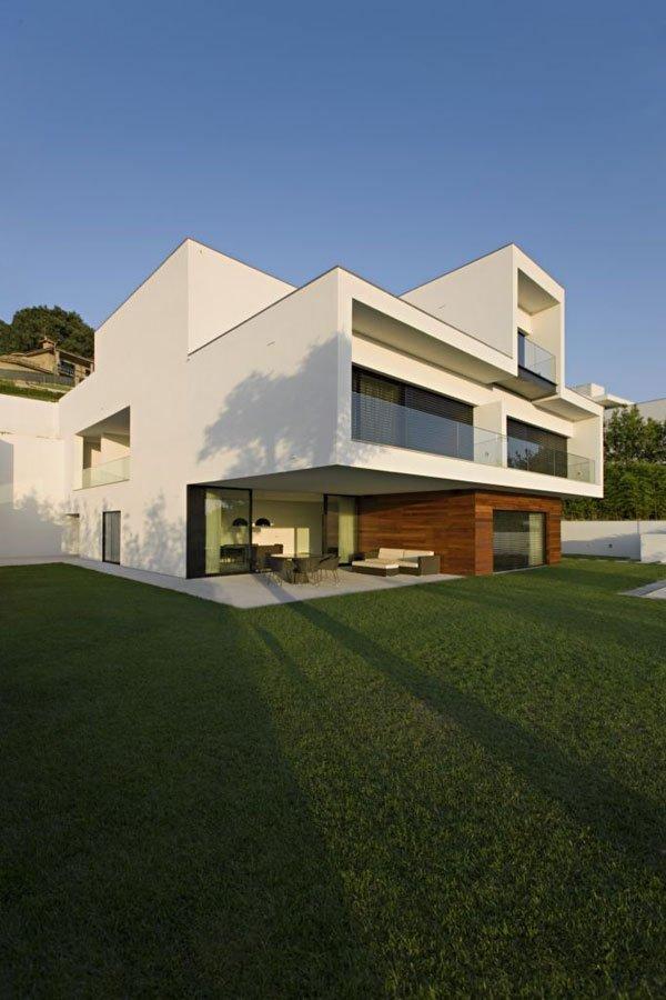 Casa cs dise o de arquitectura moderna en portugal casas - Casas arquitectura moderna ...
