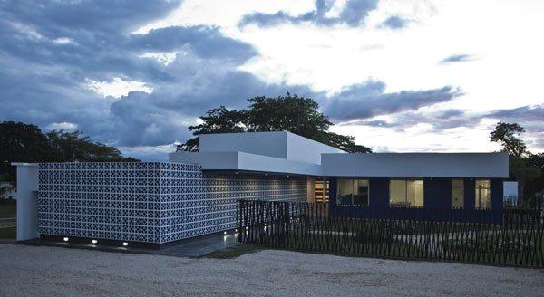 casas modernas en colombia. Fachadas De Casas Modernas