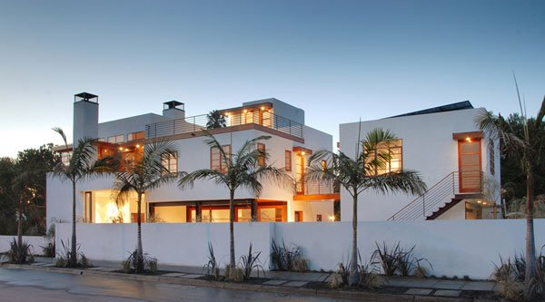 Hogar contemporáneo en Venice Beach, California
