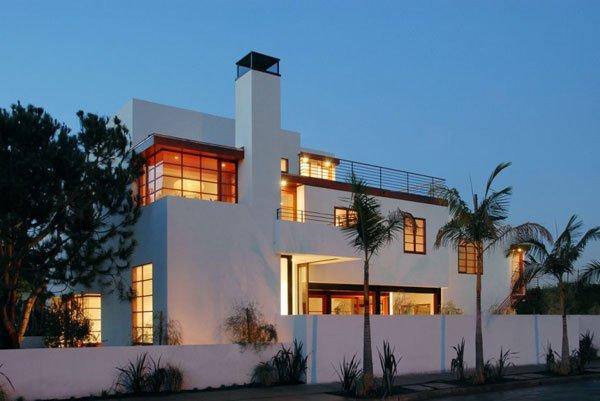Hogar Contempor 225 Neo En Venice Beach California Casas Y