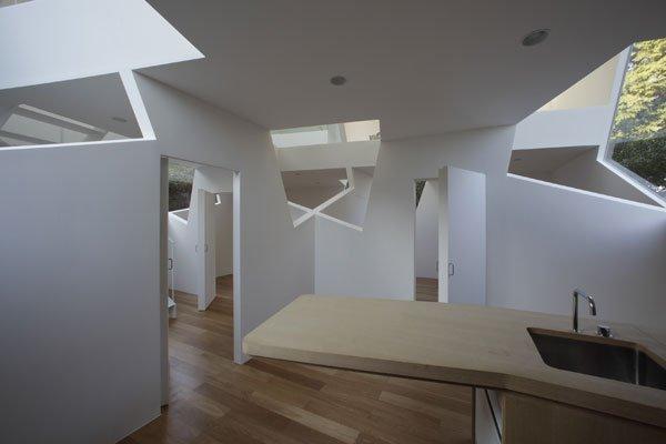 Villa kanousan hogar incre ble con forma de cubo en - Casas cube opiniones ...