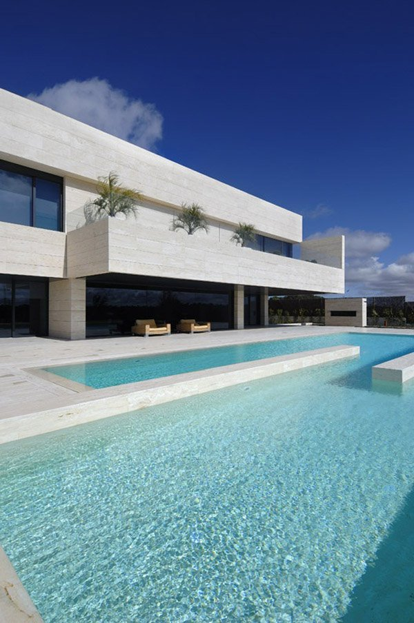 Arquitectura moderna casas y fachadas for Arquitectura moderna minimalista
