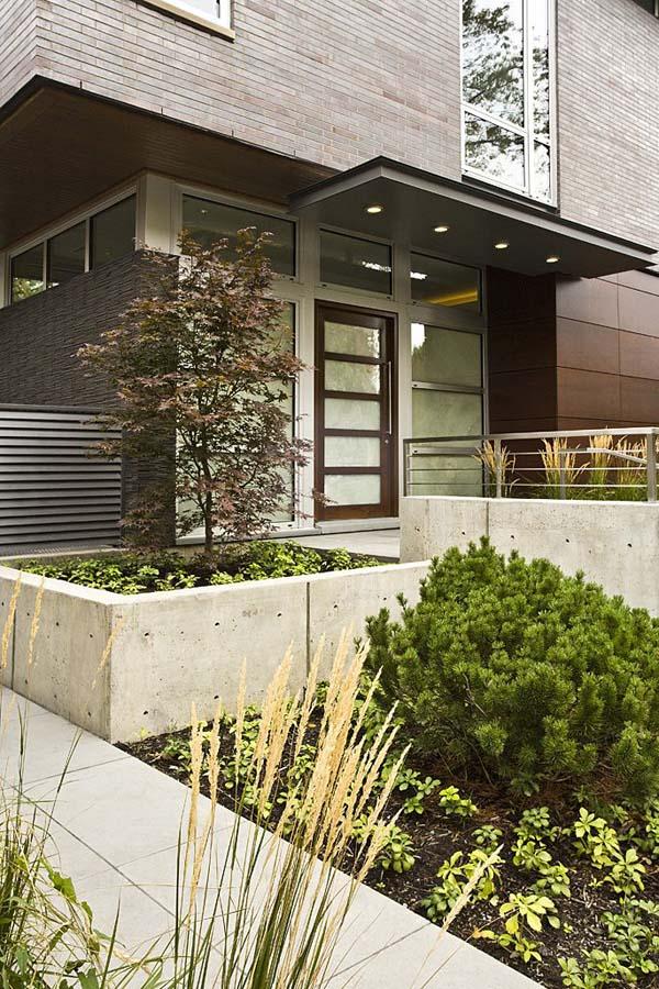 Urbana y moderna residencia cortland de los arquitectos for Casa moderna todos santos