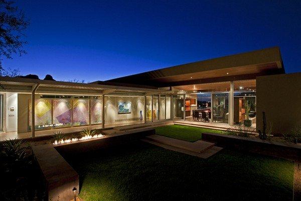 Arquitectura moderna casas y fachadas - Casas arquitectura moderna ...