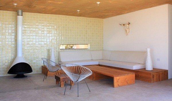 Exquisita casa mexicana moderna residencia todos santos for Casa moderna todos santos
