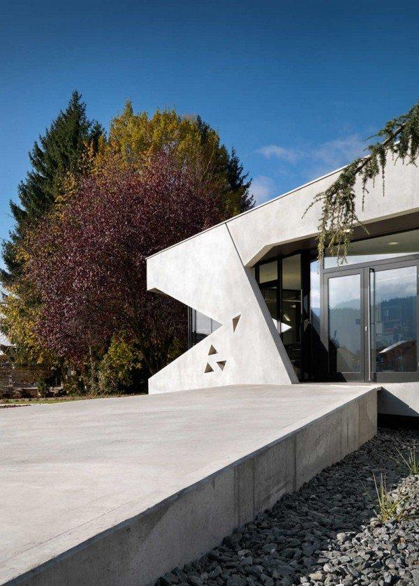 Fachadas de oficinas casas y fachadas for Fachadas oficinas modernas