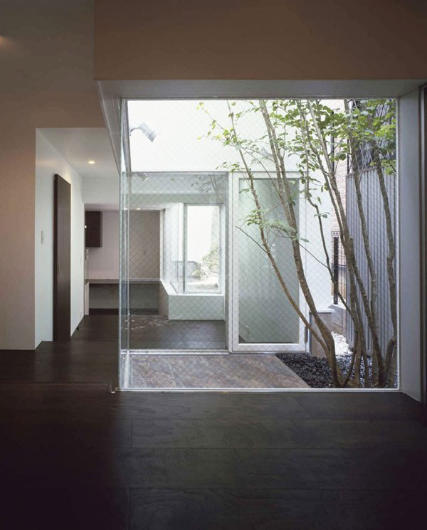 Casas en japon casas y fachadas for Casa minimalista japon
