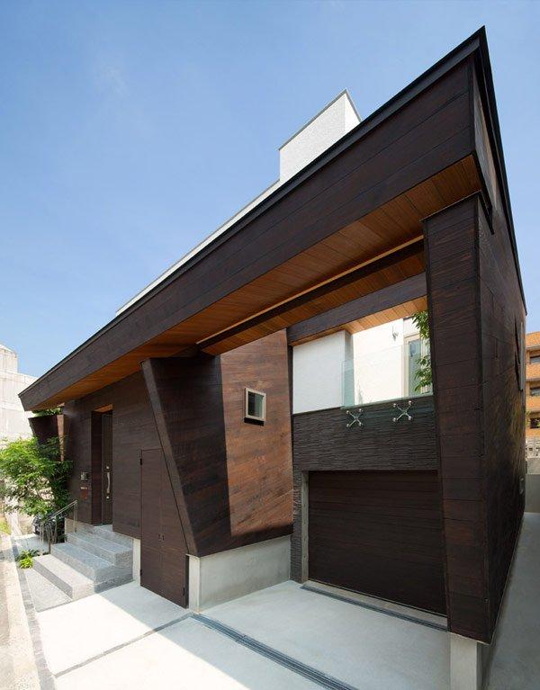 planos de casas minimalistas casas y fachadas On casas modernas japonesas