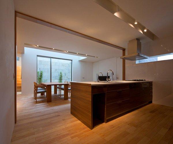Casas en japon casas y fachadas for Casa moderna japonesa
