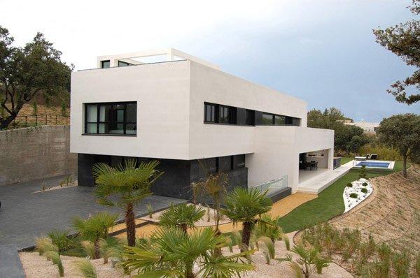 Vivienda gago - Casas modernas madrid ...