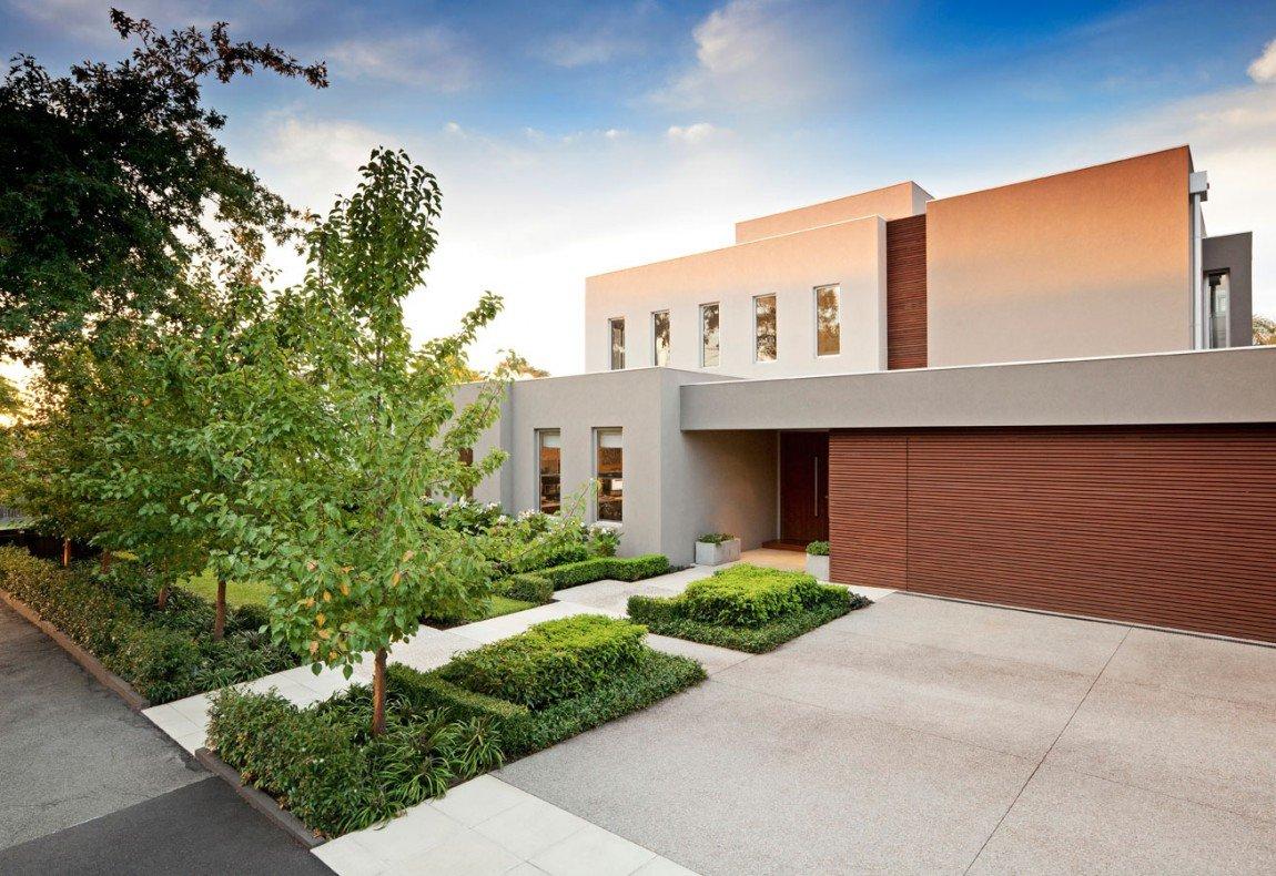 Soluciones tecnologicas en exteriores casas y fachadas for Casas para exteriores