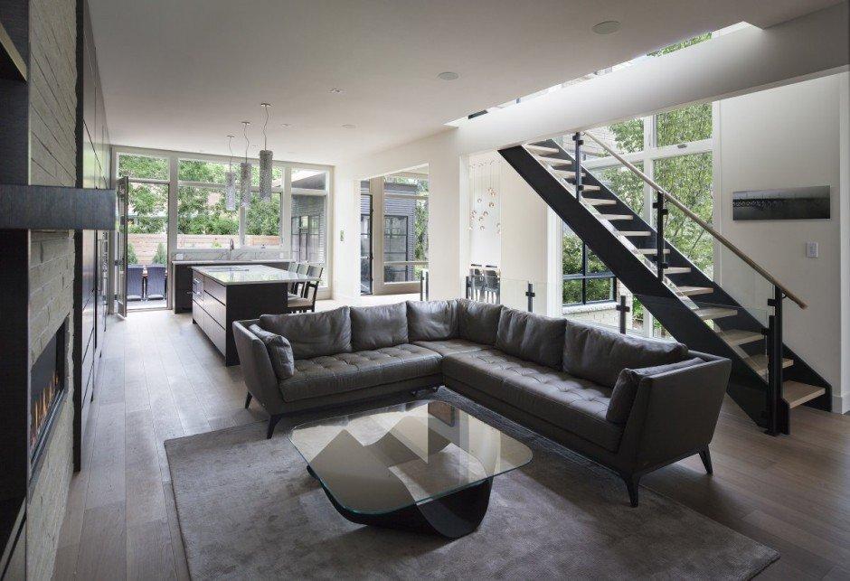 ambiente abierto casa