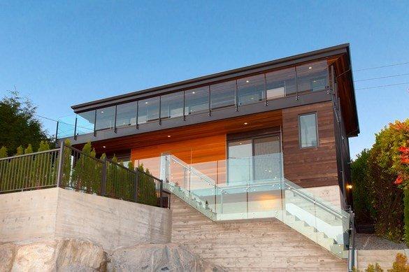 Fotos de casas de verano casas y fachadas for Terrazas 2do piso
