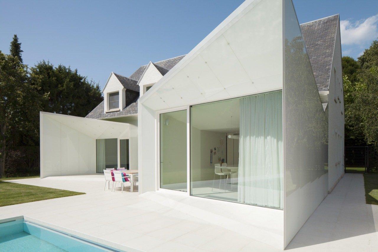 casas blancas casas y fachadas