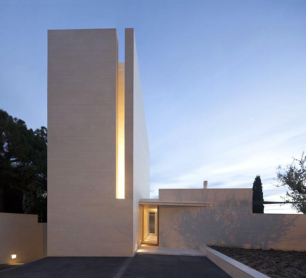 Casas minimalistas casas y fachadas for Minimalist house escape 2