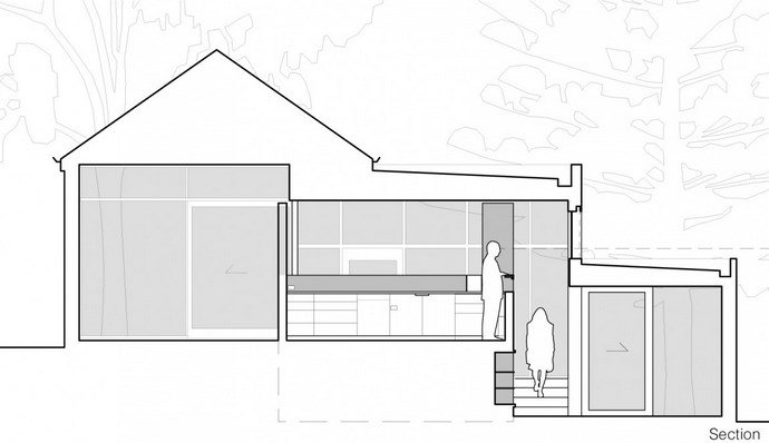Modern-addition-to-traditional-house 17