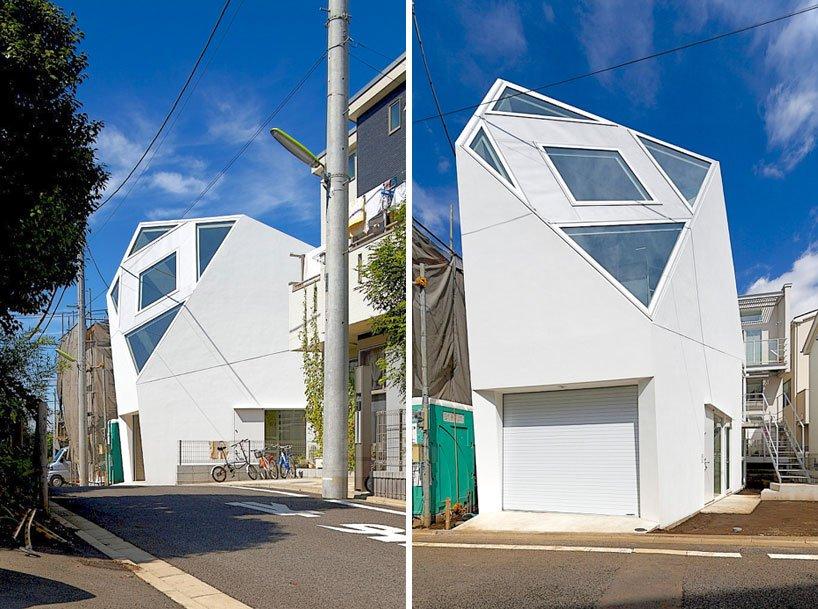 Monoclinic-House 3