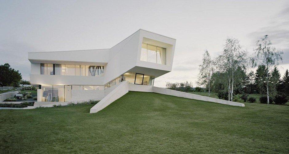 Fotos de fachadas minimalista casas y fachadas for Foto minimalista
