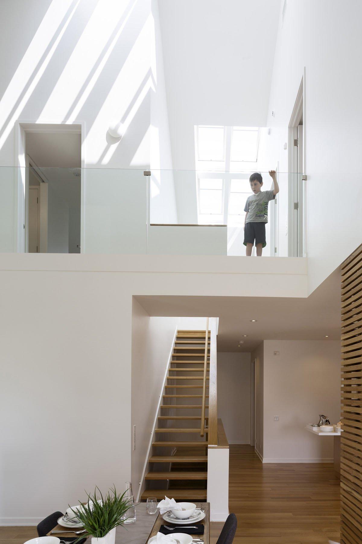 H4 for Espacios interiores de casas modernas