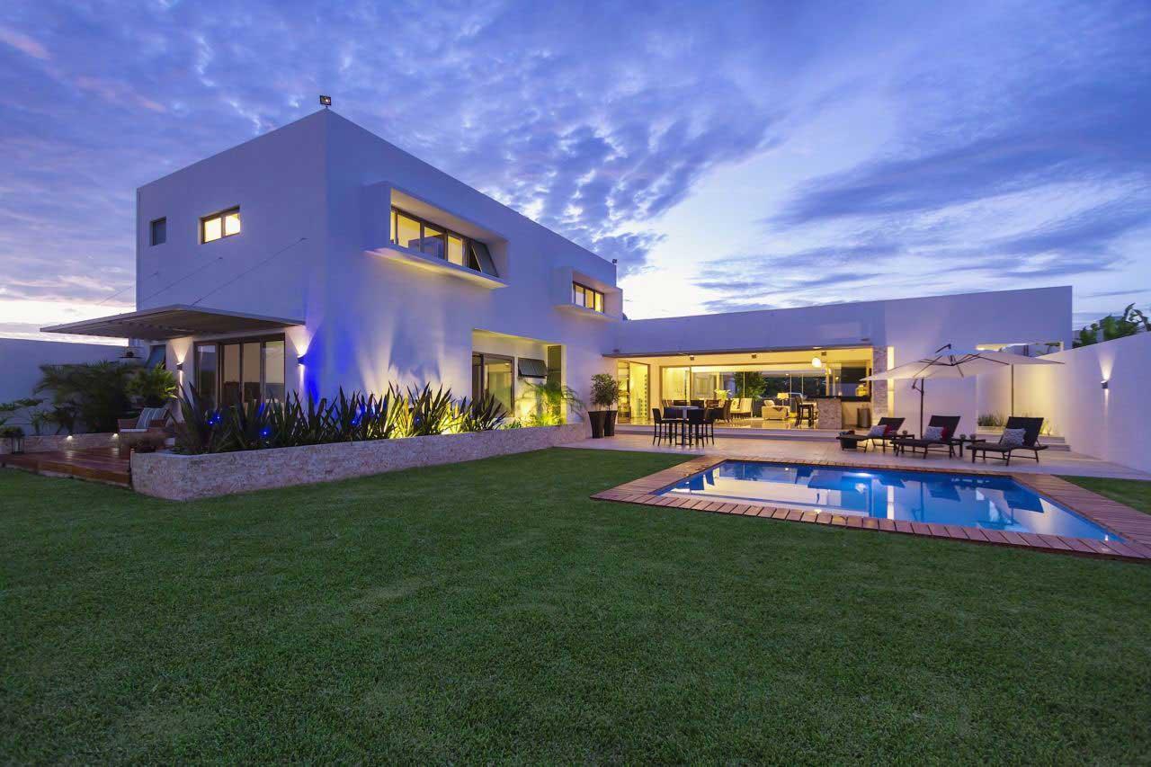 Casas en mexico casas y fachadas for Casa y jardin mexico