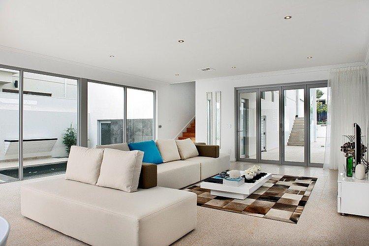 Fotos de casas contemporaneas casas y fachadas - Casas con luz natural ...