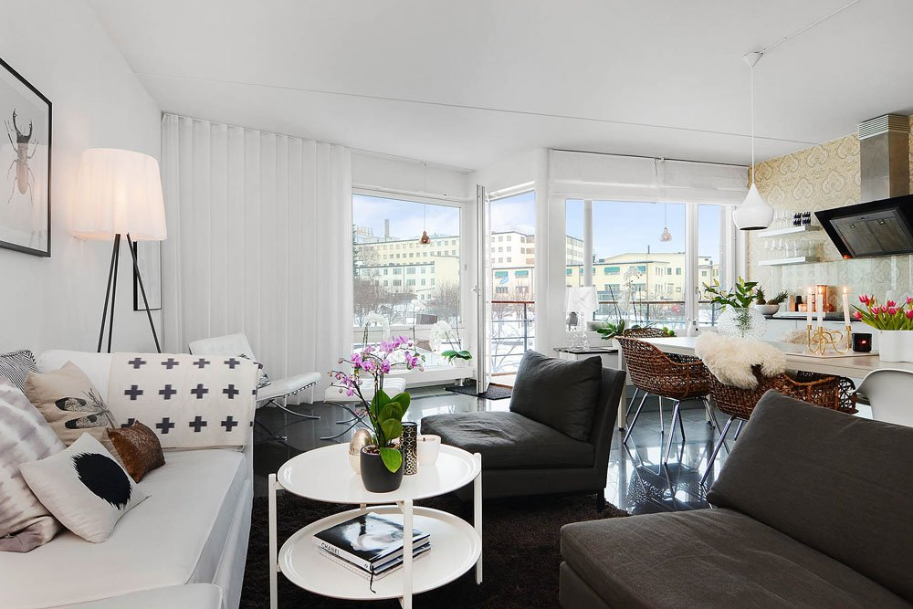 Two-Bedroom-Apartment-in-Stockholm-2