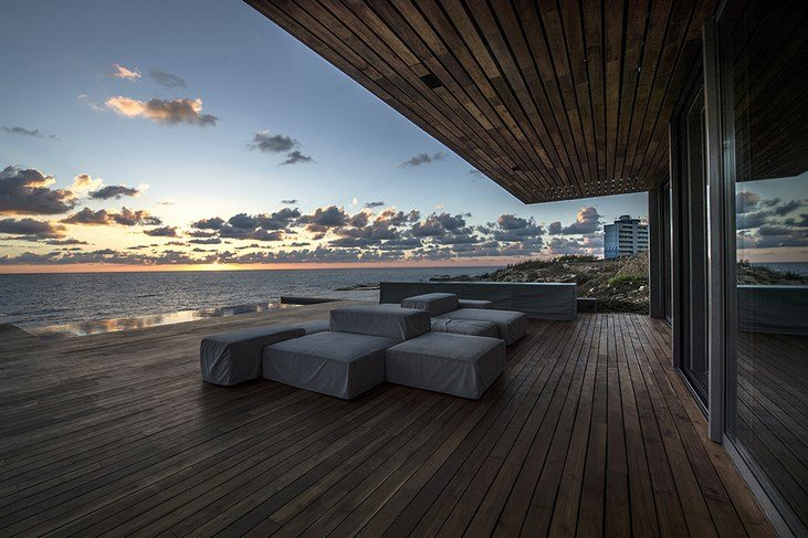 casa de playa contemporanea 15