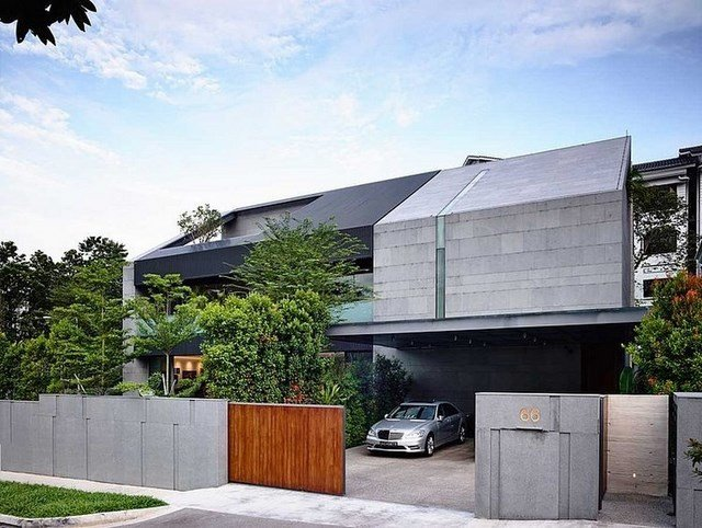 planos de casas zen