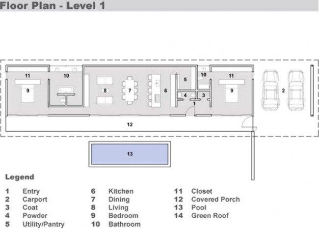 un piso plano 3