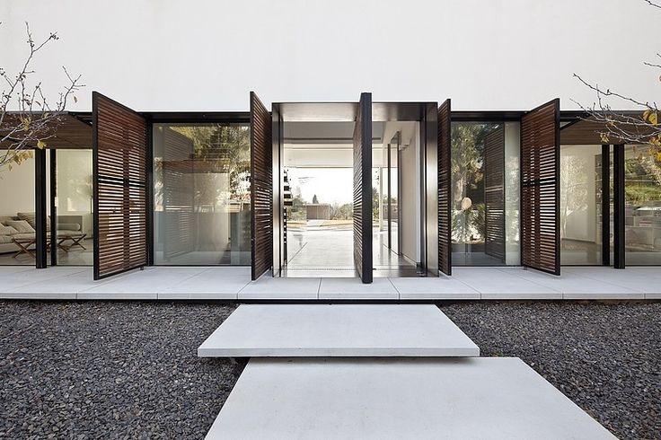 fachada de casa moderna 15