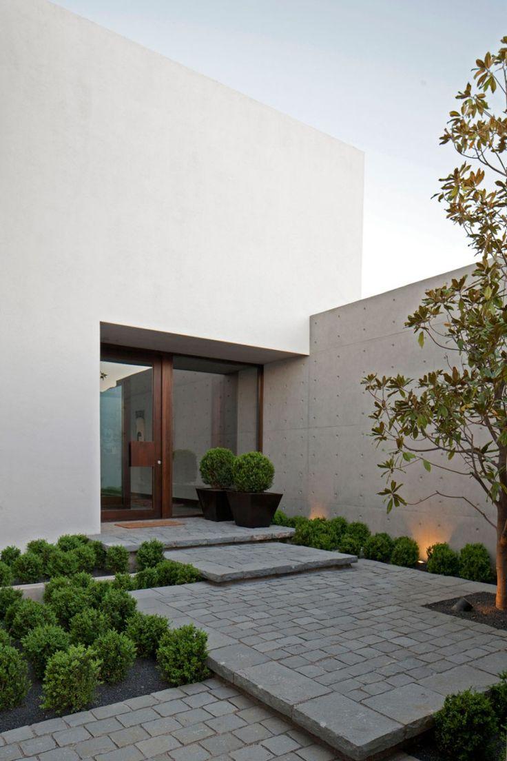 fachada de casa moderna 18